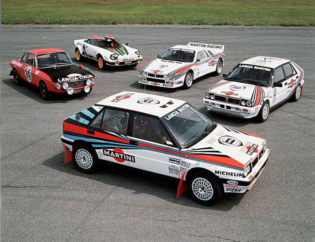 """I believe Top Gear said it best, when they described Lancia cars as a """"collection of pornography."""""""