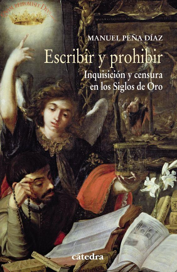 Pin De Sergio En Books Covers Tapas Habitos De Lectura Siglos De Oro Libros Prohibidos