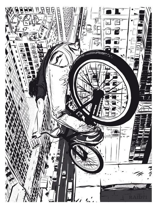 Chris Thornley aka Raid71 | on Tumblr - Dropping In for...