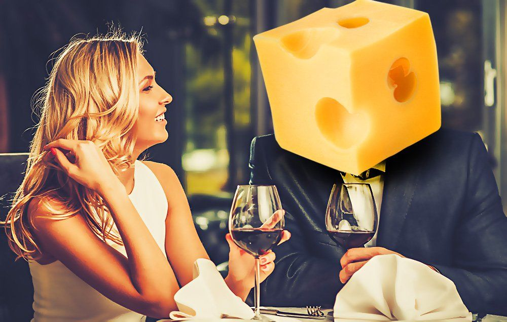 Cheese & wine is now backed by research