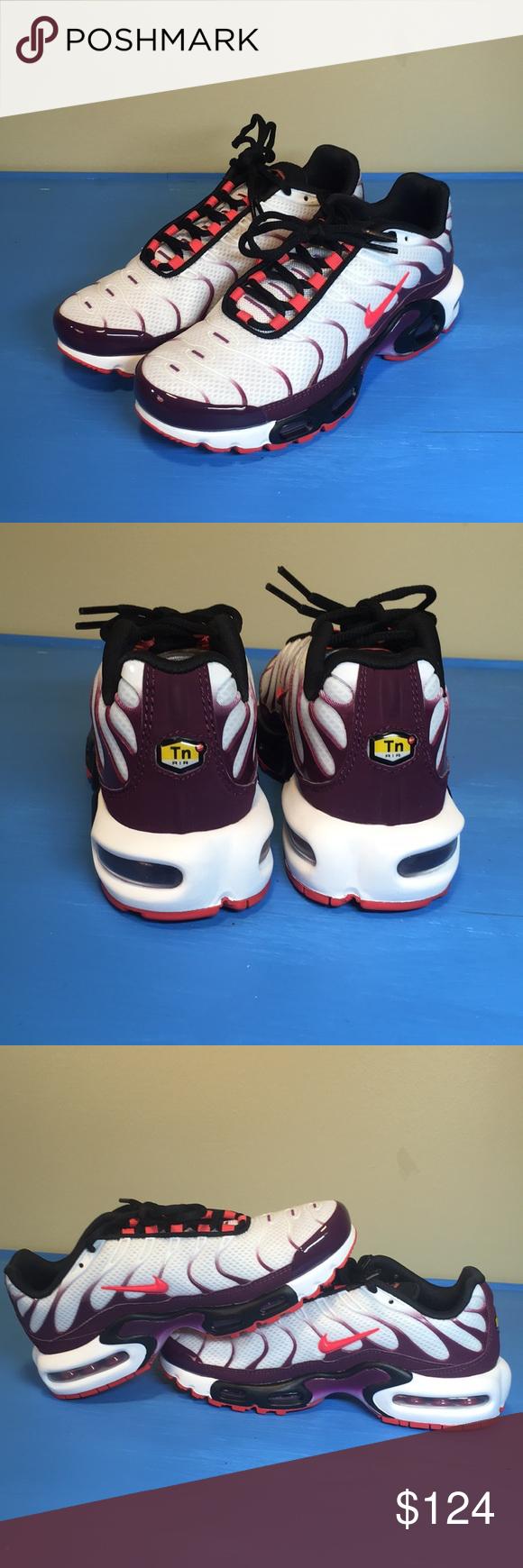 Nike Air Max TN Plus Tuned CD7061 101 NEW Nike Air Max TN