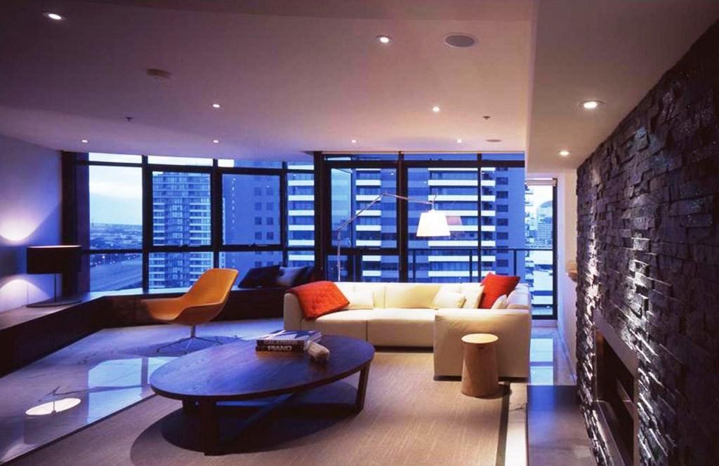 chic minimalist living room design ideas for small apartment interior