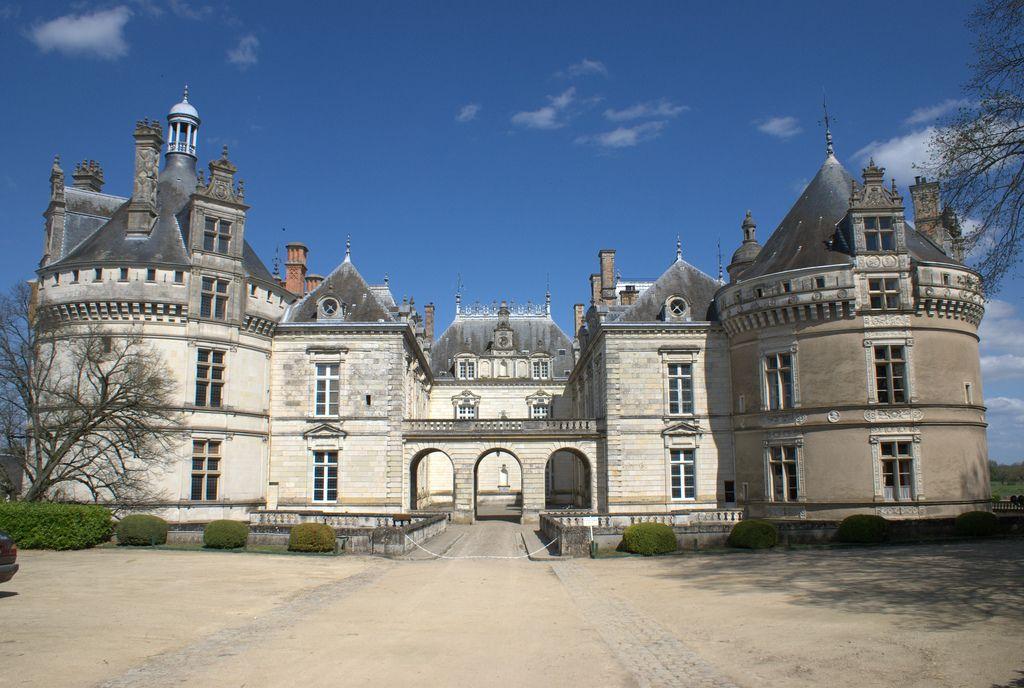 Chateau du Lude Pays de la loire, Castle, Beautiful world