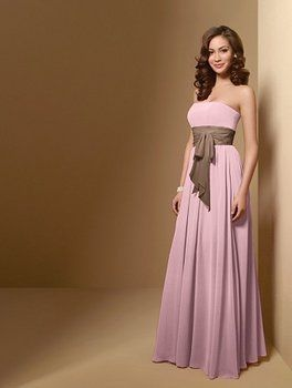 Wedding Pink Brown Bridesmaids This But Reversed And Possibly