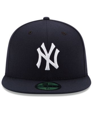 premium selection 6a850 440e0 New Era Kids  New York Yankees Authentic Collection 59FIFTY Cap - Blue 6 5 8