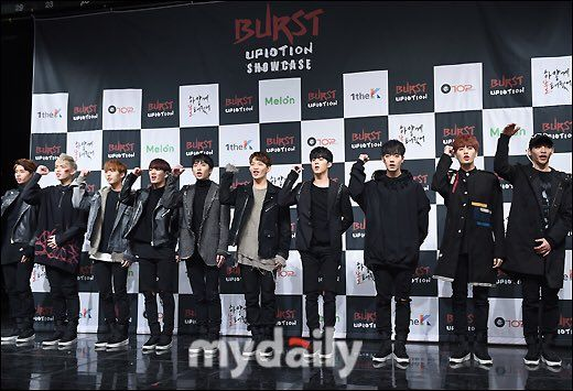 [NEWS] UP10TION 'BURST' SHOWCASE  #업텐션 #UP10TION #하얗게_불태웠어 #BURST