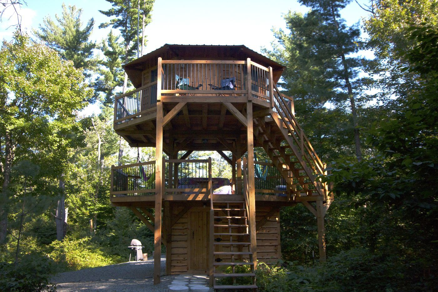 5 Tiny Cabins In The Poconos You Can Rent This Summer Romantic