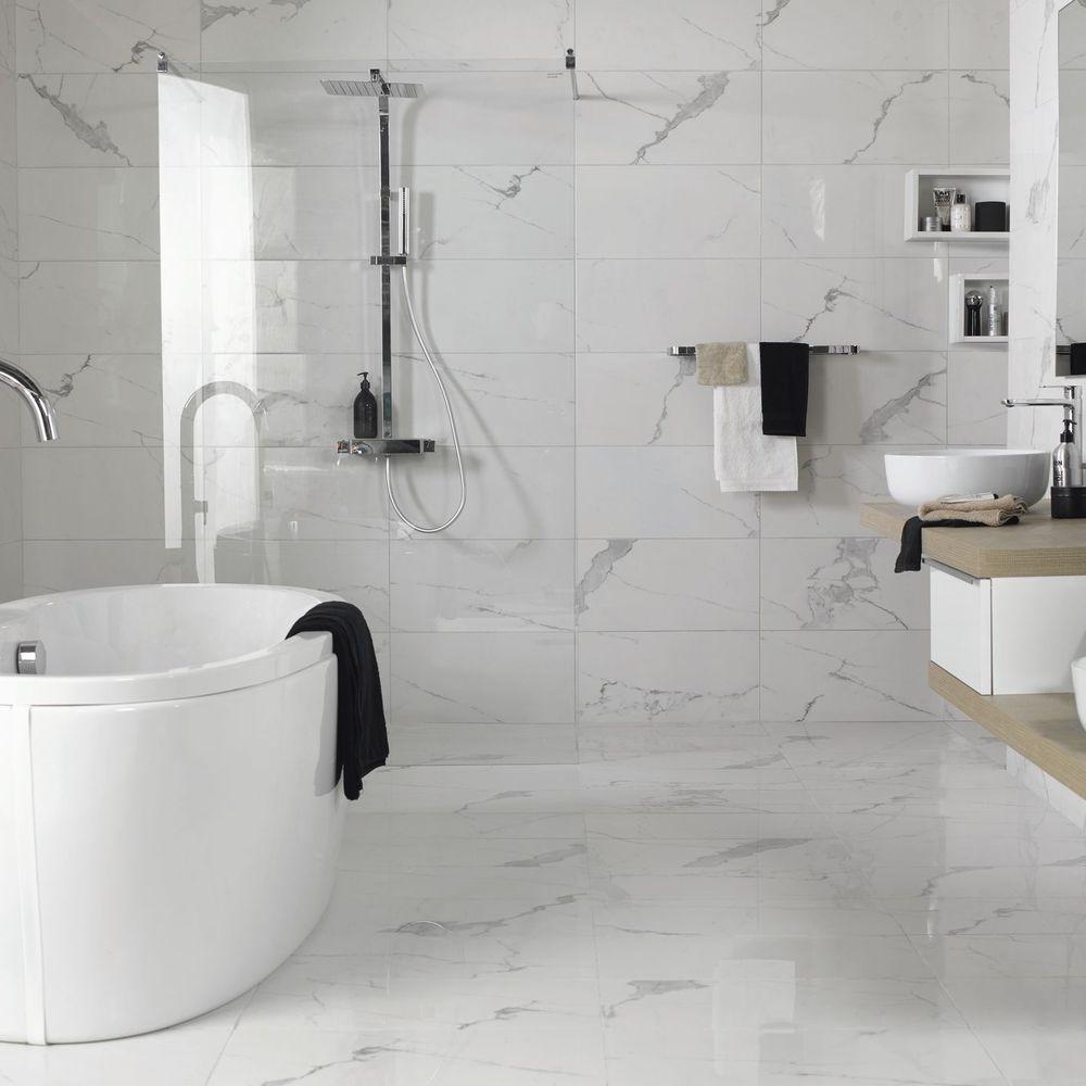 Sol Salle De Bain Imitation Parquet sol salle de bains : carrelage, carreaux de ciment, parquet