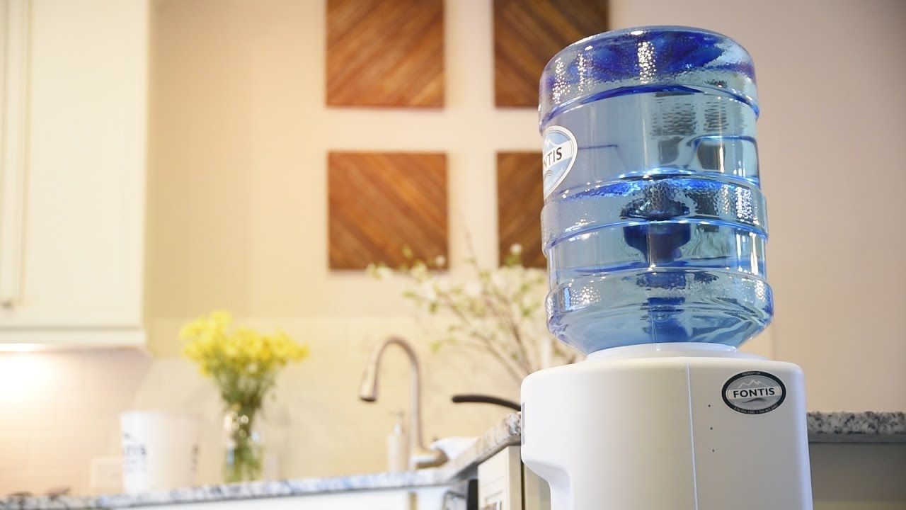 How to Clean Your Water Cooler Water coolers, Cleaning