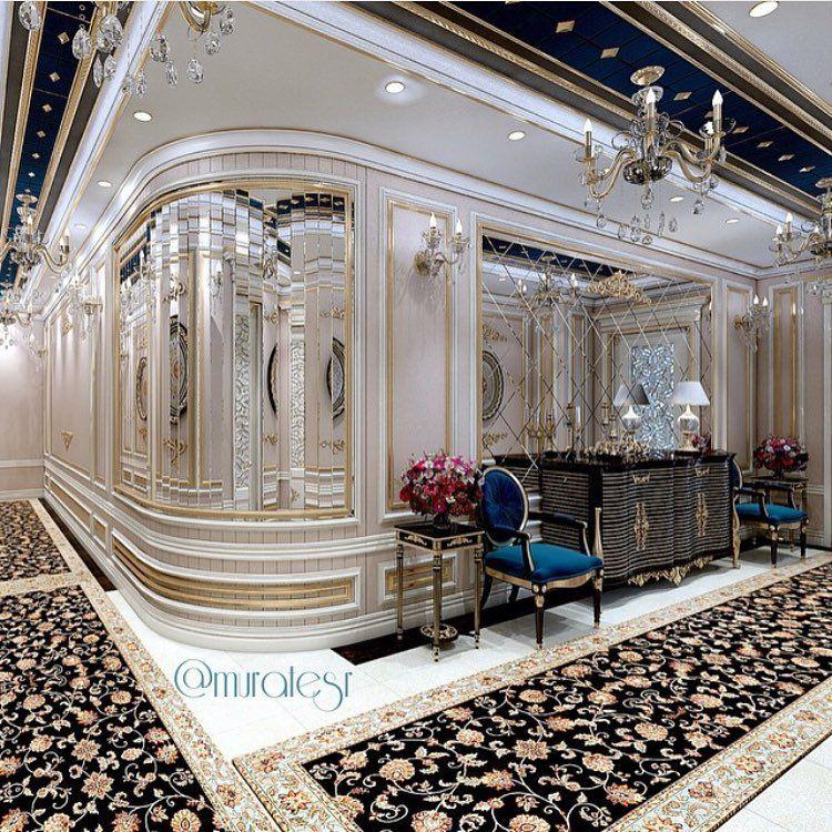 Luxury Residence By Dallas Design: MURAT GÜLERÇOBAN (@muratesr) On