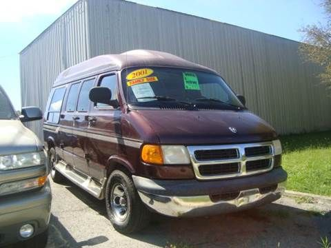 2001 Dodge Ram Van For Sale In Blue Island IL Conversion Vans SaleDodge