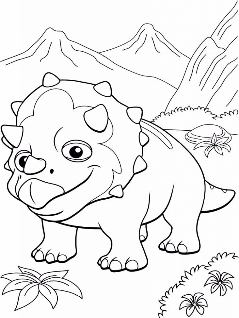 Dinosaur Train Coloring Pages Best Coloring Pages For Kids Dinosaur Coloring Pages Train Coloring Pages Dinosaur Coloring