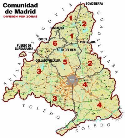 Rutas de senderismo por Comunidad de Madrid  spain  Pinterest