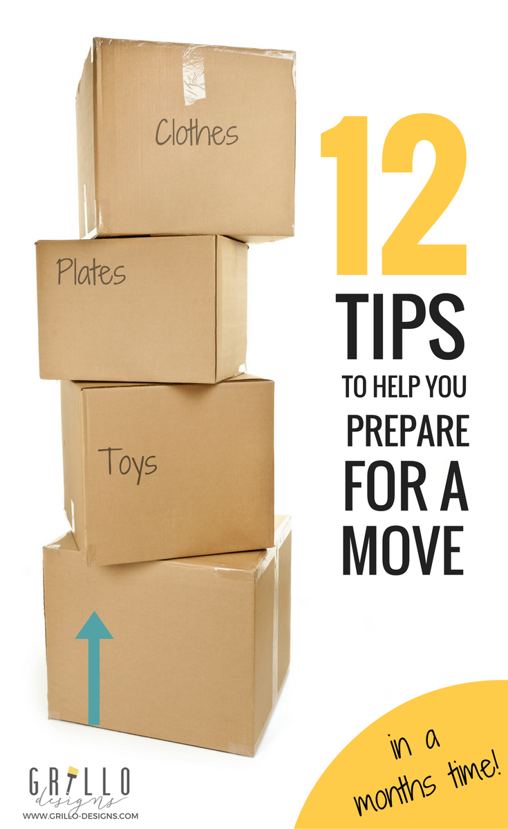 12 Moving House Tips For A Stress Free Move Moving House Tips Moving House Stress Free Moving