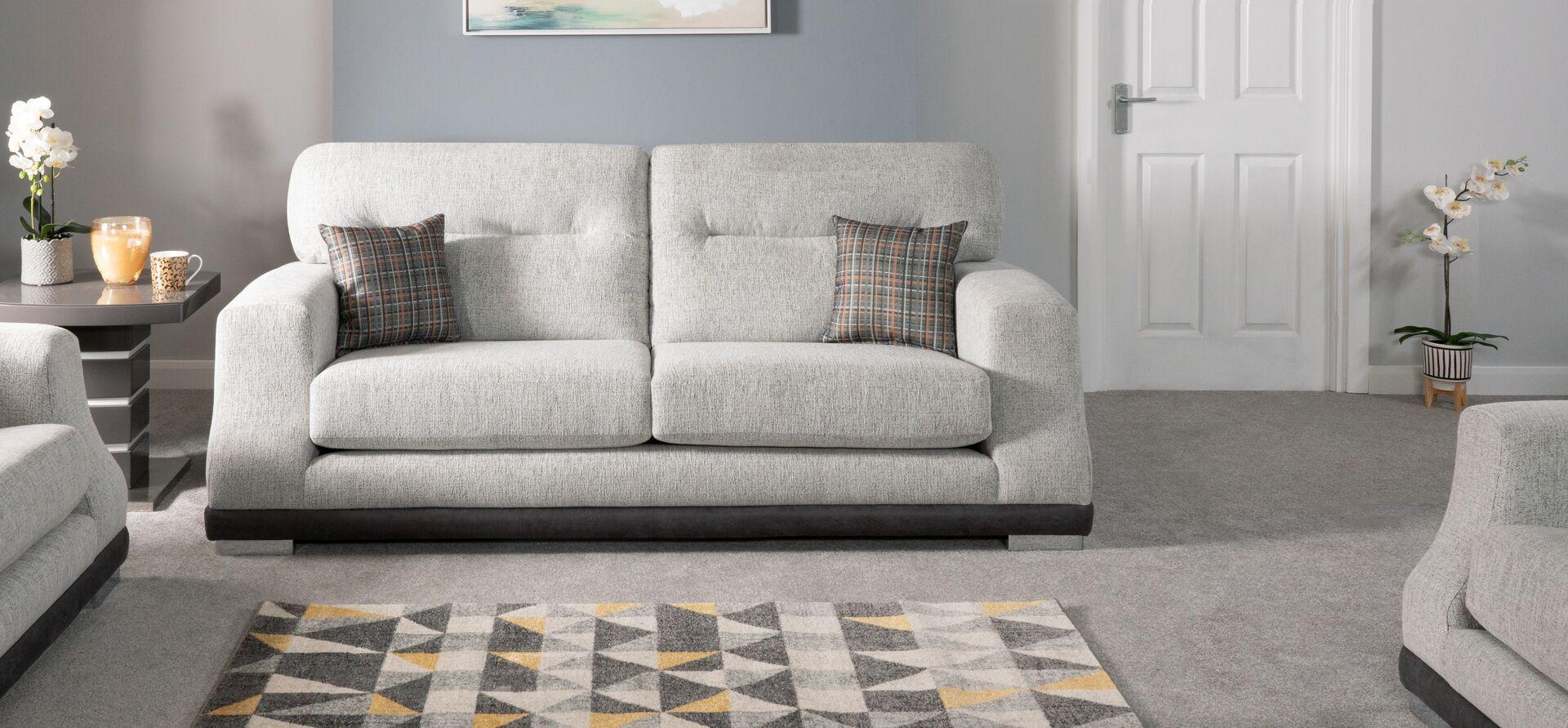 Delphi 3 Seater Sofa Standard Back Scs Seater Sofa 3 Seater Sofa Sofa