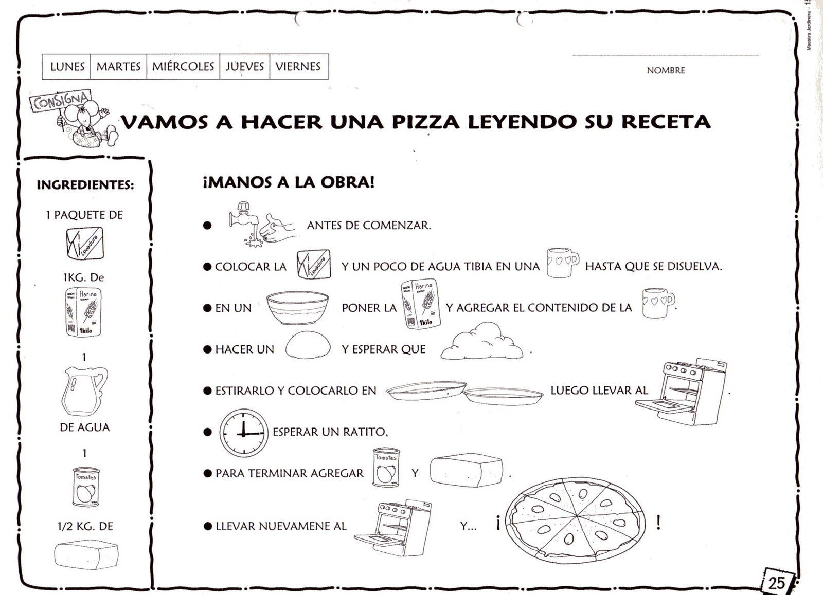 Menta M S Chocolate Recursos Para Educaci N Infantil