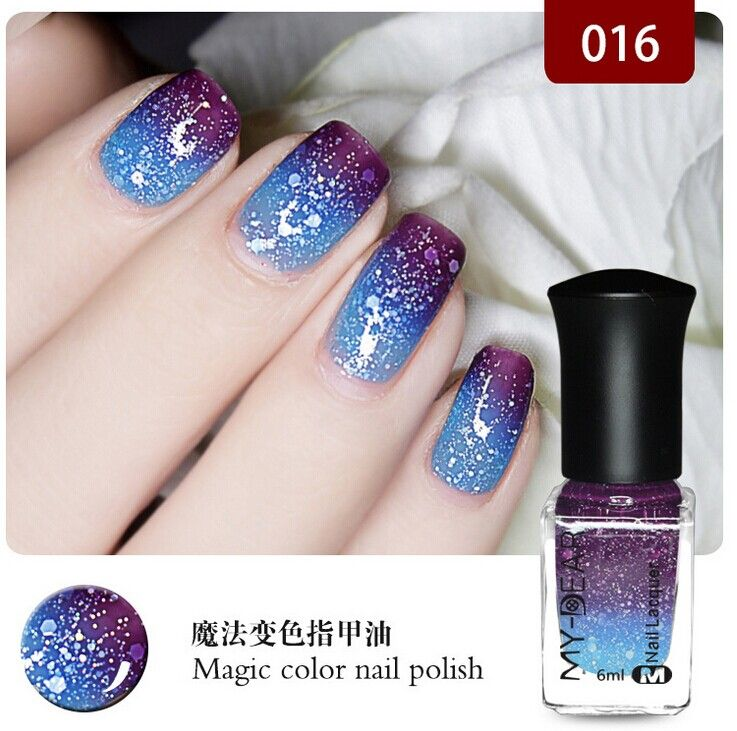 make your own brand color changing nail polish | alibaba | Pinterest ...
