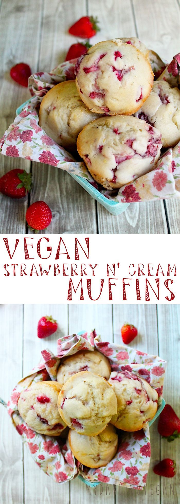 What better way to start your day than with these vegan