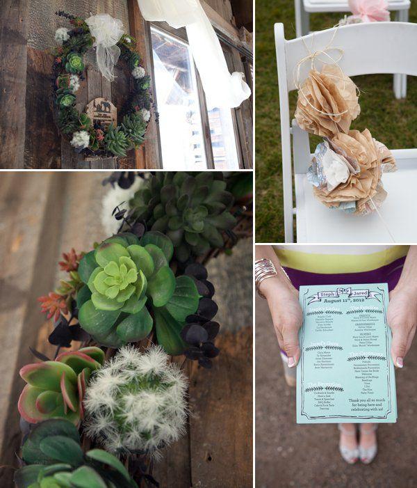 DIY wedding in a Barn | COUTUREcolorado WEDDING: colorado wedding blog + resource guide