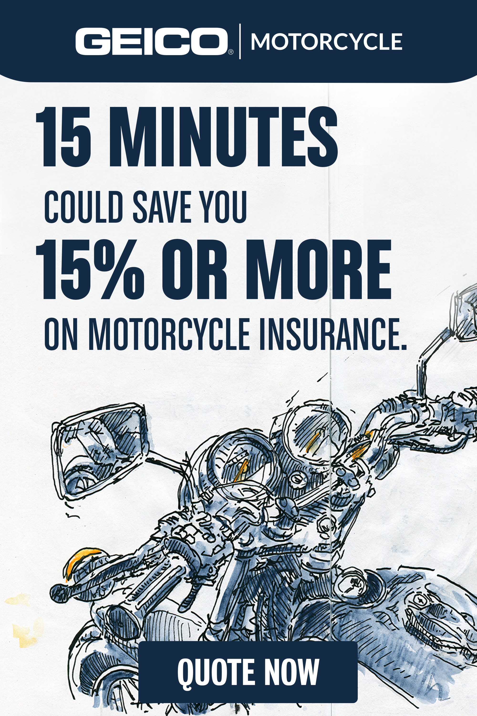 Vintage Or Very New You Could Get A Great Rate On Motorcycle Insurance With Geico Custom Motorcycle Parts Low Car Insurance Custom Bicycle