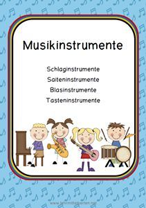 Orff instrumente kennenlernen grundschule