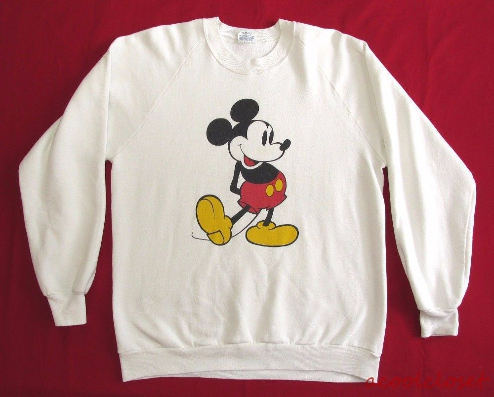 MICKEY MOUSE vintage clothing collection created by acoolcloset