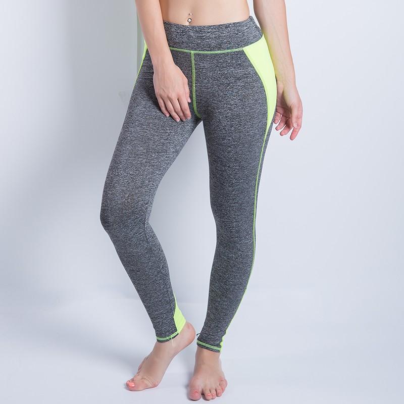 Legging de sport taille haute - Collant Taille Haute Musculation Yoga Gym  Fitness 643b88cd5d8