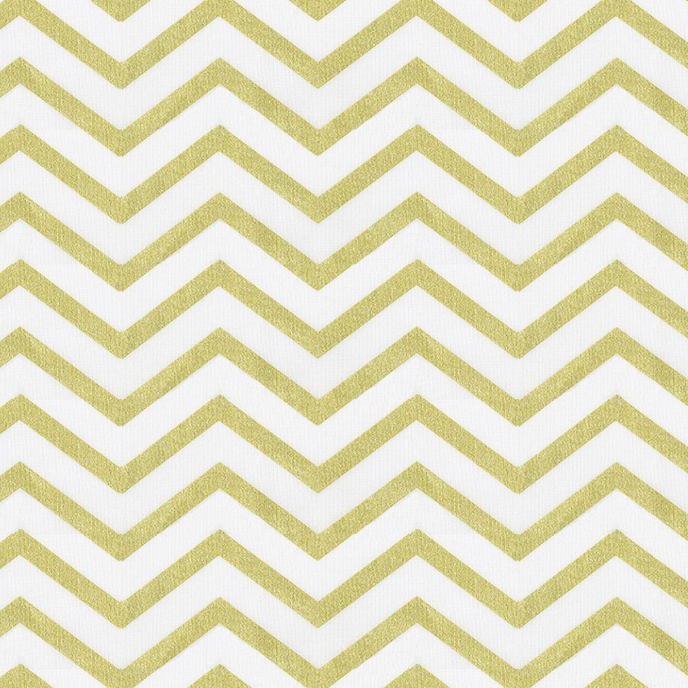 Great Gold And White Chevron Fabric Contemporary - Bathtub for ...