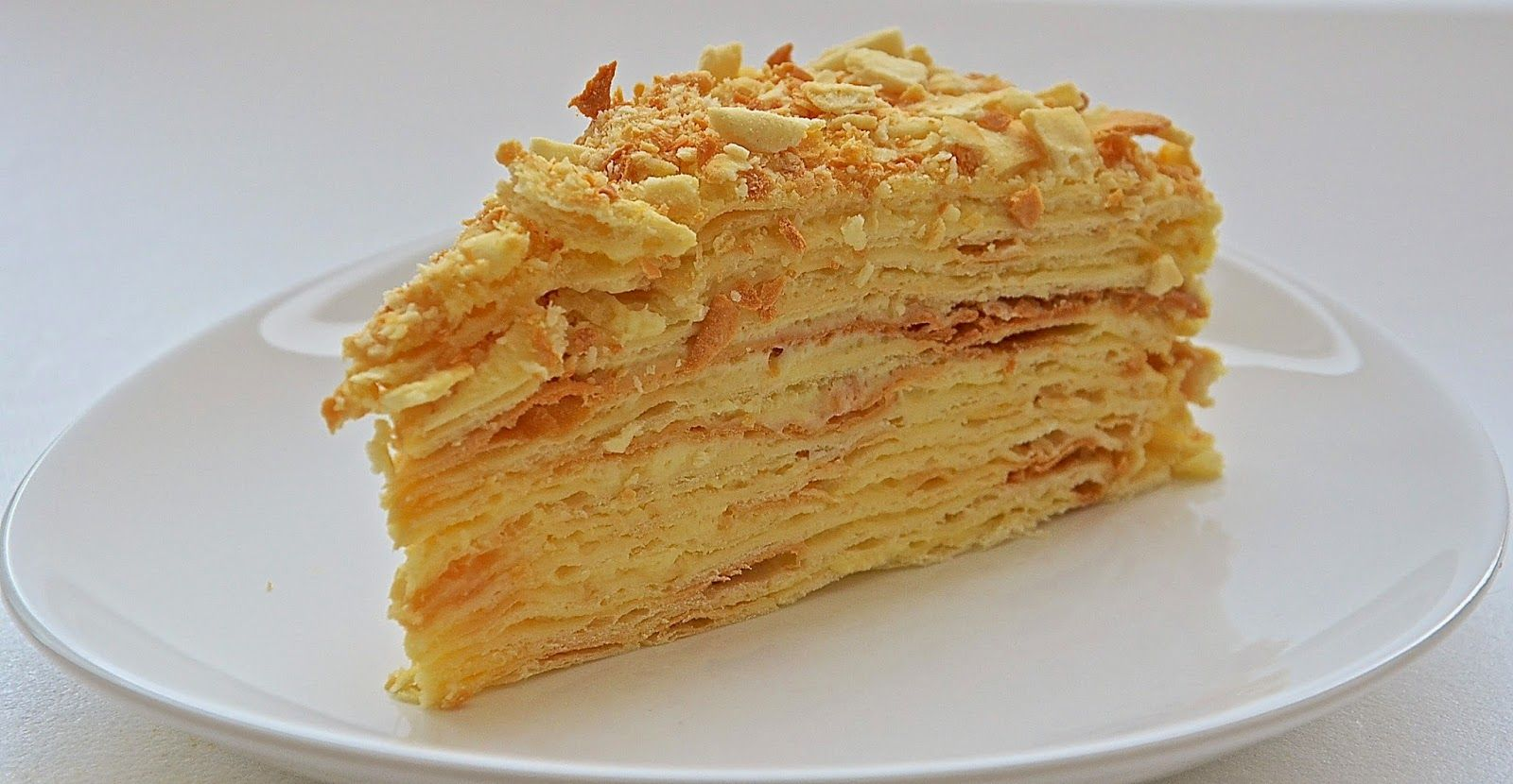 LA PASTICCERIA PROFESSIONALE A CASA TUA : TORTA NAPOLEONE   Cakes ...
