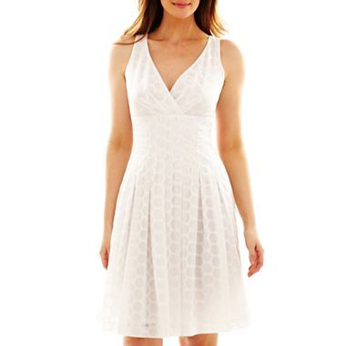 474ca01475 American Living V-Neck Dress - jcpenney