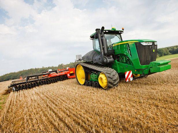 Tracteurs Série 9R                                                       …