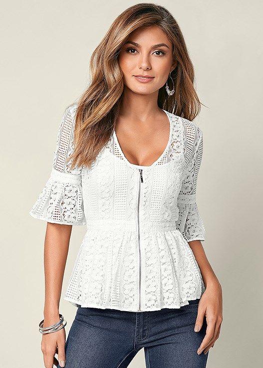 bb3fa1de4d White top Women's Fashion Dresses, Maxi Dresses, Fashion Websites, Clothing  Websites, Cheap