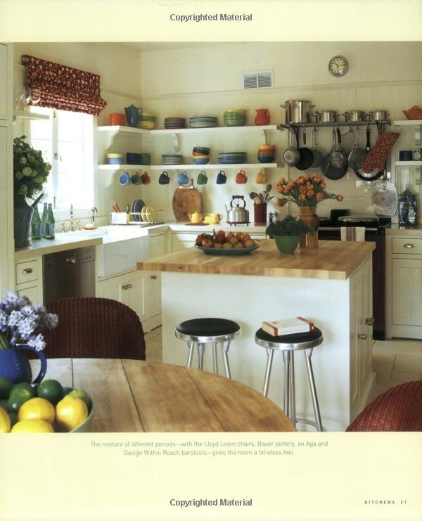 shelves instead of cabinets mug hooks now we are talking on kitchen shelves instead of cabinets id=96727
