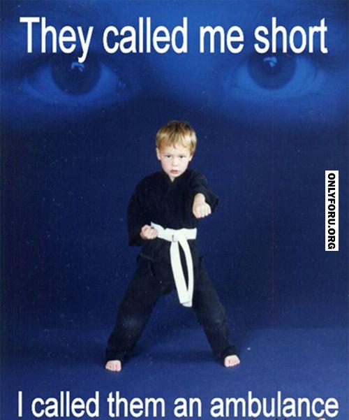 Short Kid - #funny, #lol, #fun, #humor, #comics, #meme, #gag, #lolpics, #Funnypics,