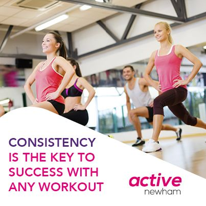 Consistency Is The Key To Success With Any Workout Fitness