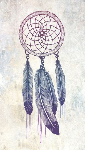 One Of My Favorite Images Of A Hand Drawn Dreamcatcher Love These Impressive Drawn Dream Catchers