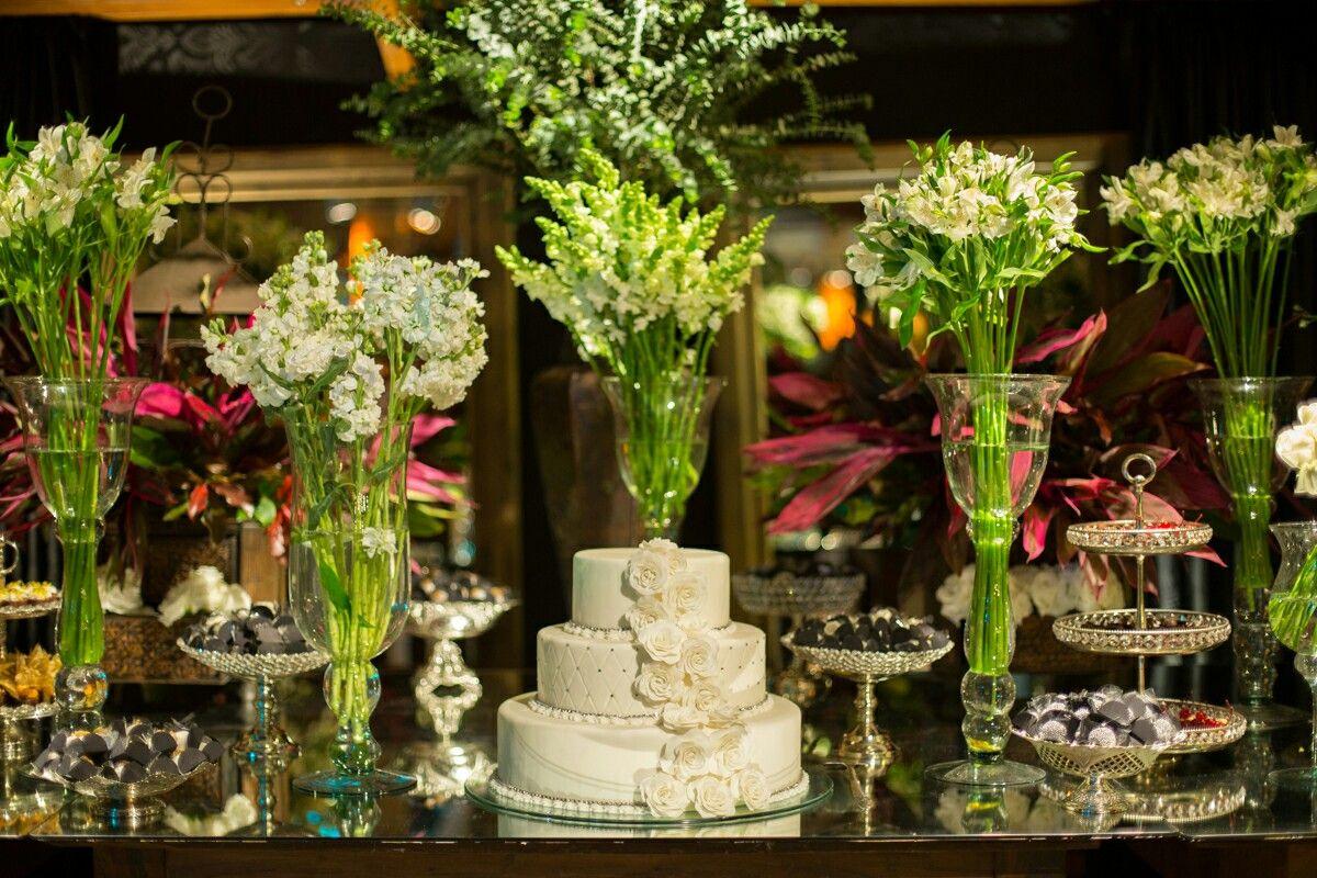 Mesa Decoração Casamento. Foto: Rodrigo Fonseca Fotografo.