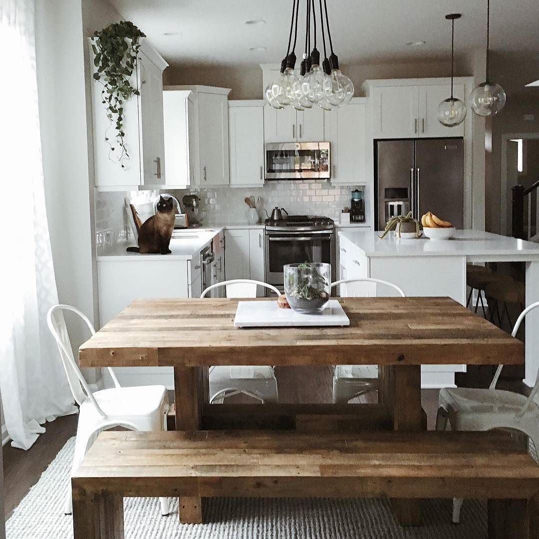 19 Urban Dining Room Designs Decorating Ideas: Curalate Like2Buy In 2020