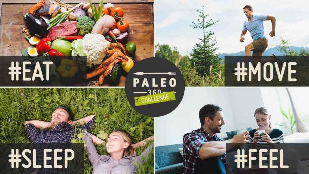 Paleo Lifestyle Challenge Paleo360° challenge