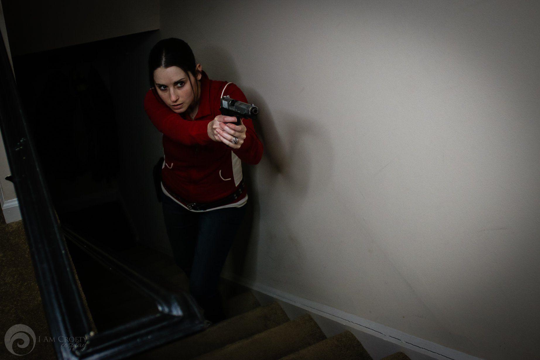 Left 4 Dead: Zoey by RougeLeaderRed on DeviantArt