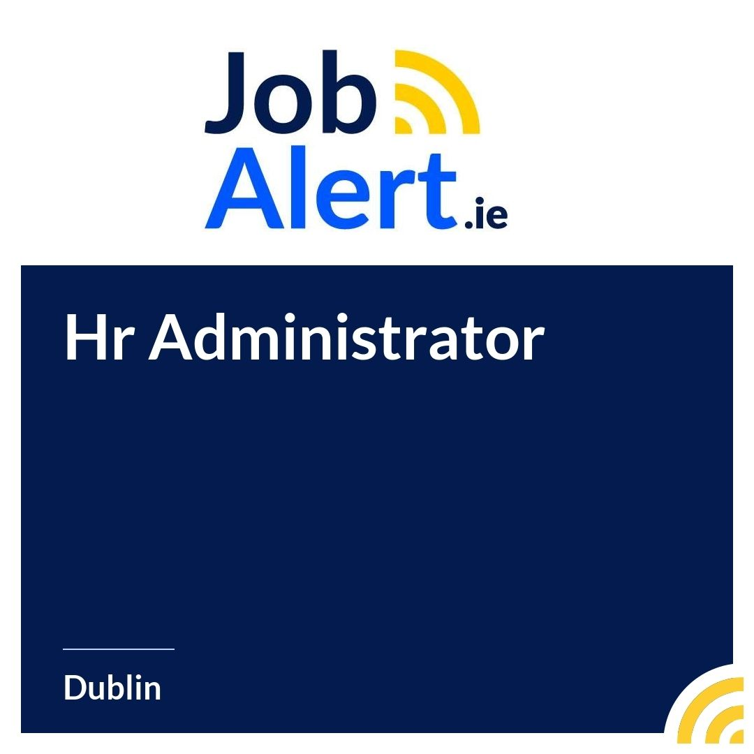 Hr Administrator Adaptivemobile Security Dublin Click The Link
