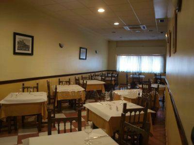 Vendo bar restaurante en Salamanca