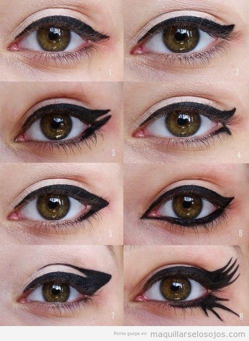 ideas y trucos maquillarse los ojos blog con trucos e ideas para saber cmo pintarse los ojos paso a paso part 3 blog para aprender - Pintarse Los Ojos