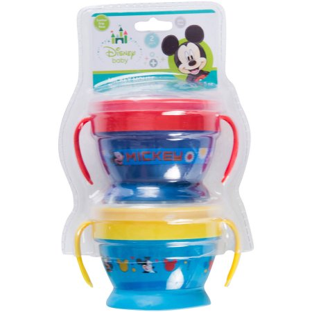 Disney Mickey Mouse Reusable Snack Cups Disney mickey