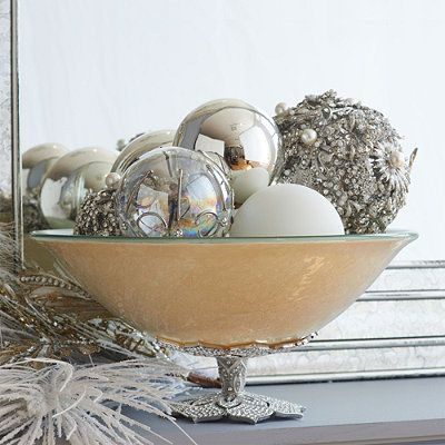 Love the Windsor Crystal Bowl for the mantle. Designed by ...