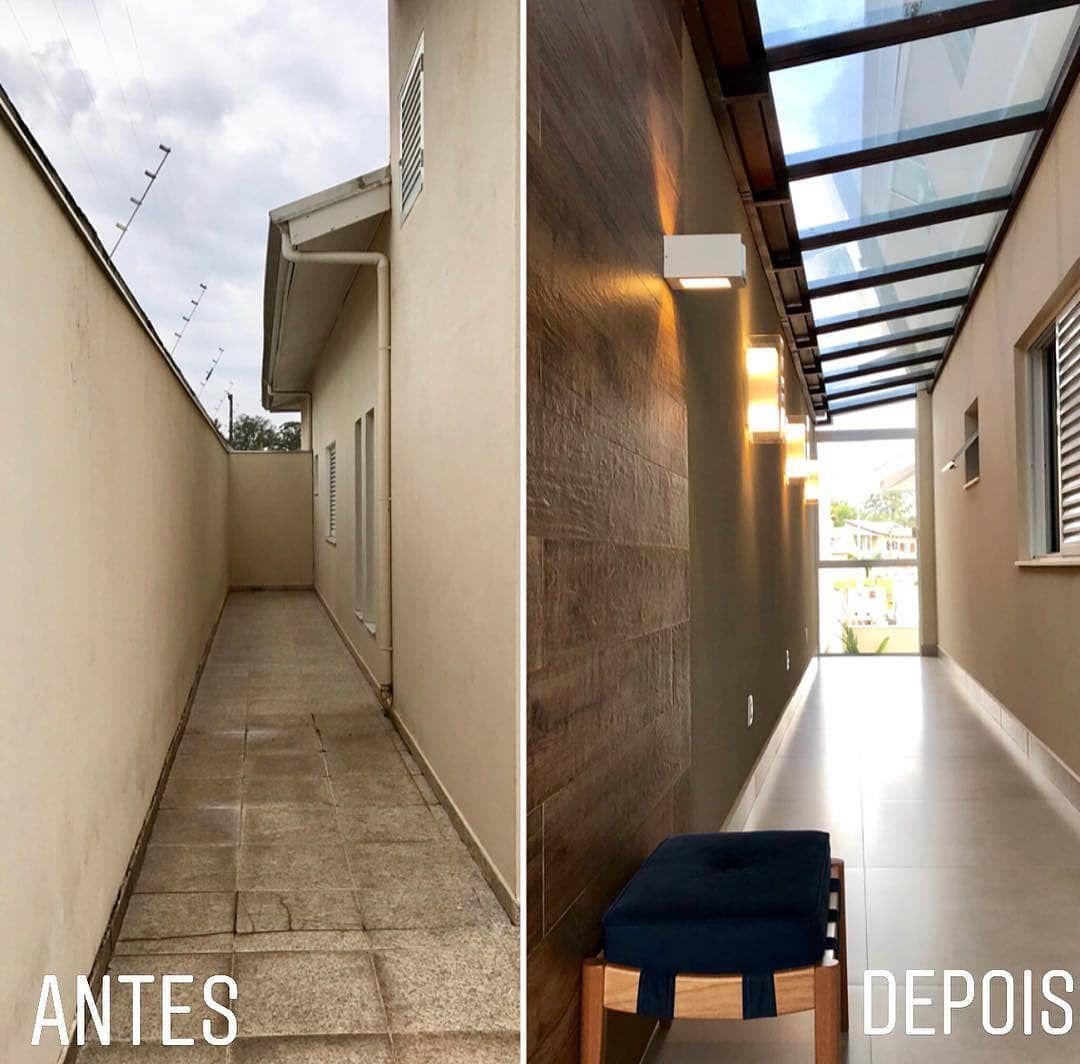 Pin Em Reforma Da Casa Planta Jardim Interior Etc