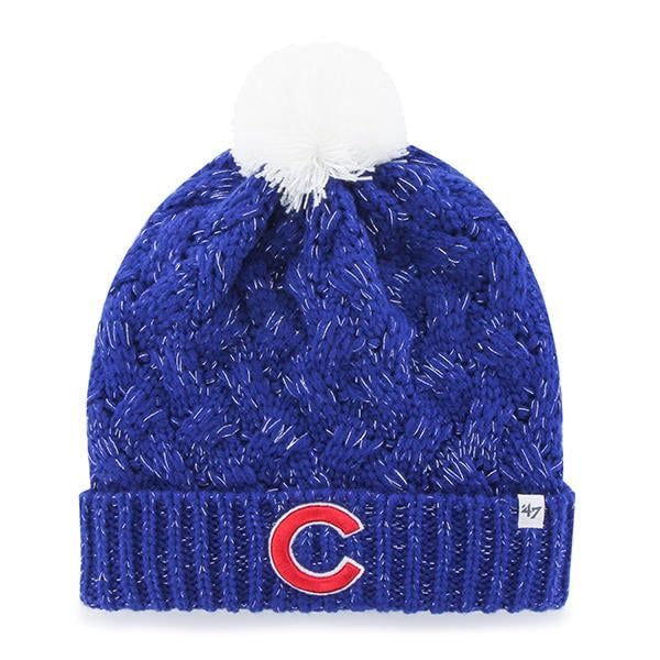291ab1cb5 Chicago Cubs Bam Bam Cuff Knit Royal 47 Brand TODDLER Hat | Chicago Cubs  Hats | Cubs hat, Hats, Chicago Cubs