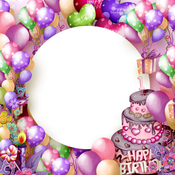 Birthday Frames Birthday Kids Photo Frame Latest Fashions Updated