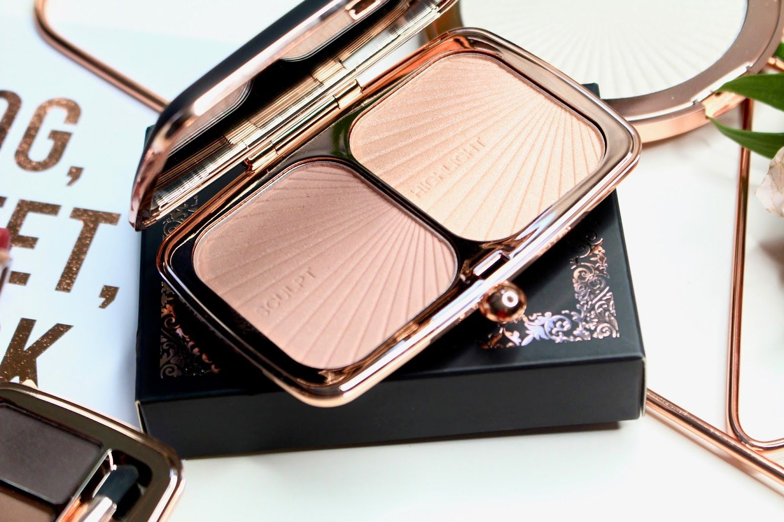 MAKEUP REVOLUTION MONDAY LUXURY AT BUDGET PRICES? NEW