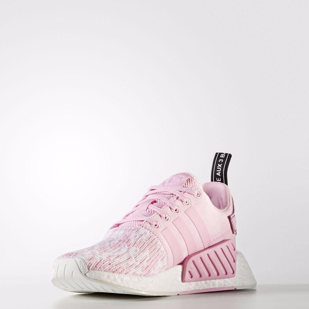 e3820337e AUTHENTIC-NEW-BY9315-Adidas Women NMD R2 W Pink Wonder Pink Core Black-Size  6.5  Adidas  Shoessizevariesrefertosizedropdown